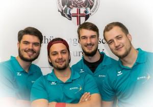 Mannschaftsfoto SG Freiburg
